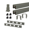 Trex 96-in Gravel Path Composite Deck Railing Kit
