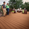 Trex Transcend Tree House Composite Deck Board (Actual: 0.94-in x 5.5-in x 20-ft)