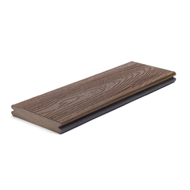 Trex Transcend Vintage Lantern Groove Composite Deck Board (Actual: 0.94-in x 5.5-in x 16-ft)