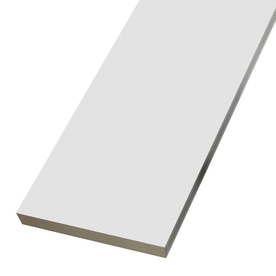 Trex White Composite Deck Trim Board (Common: 1-in x 12-in x 18-ft; Actual: 0.75-in x 11.25-in x 18-ft)