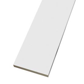 Trex 1 x 8 x 18 White Composite Deck Trim Board
