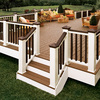 Trex White Composite Deck Board (Actual: 0.75-in x 11.25-in x 12-ft)