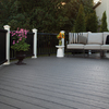 Trex Enhance Clam Shell Groove Composite Deck Board (Actual: 0.94-in x 5.5-in x 12-ft)
