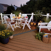 Trex Enhance Beach Dune Ultra-Low Maintenance (Ulm) Composite Decking (Common: 1-in x 6-in x 8-ft; Actual: 1-in x 5.5-in x 96-in)