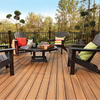 Trex Transcend Tiki Torch Ultra-Low Maintenance (Ulm) Composite Decking (Common: 1-in x 6-in x 20-ft; Actual: 1-in x 5.5-in x 20-ft)