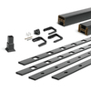 Trex 67-1/2 Charcoal Black Composite Deck Railing Kit