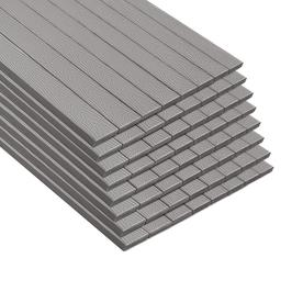 Trex Select Pebble Grey Composite Deck Board (Actual: 0.875-in x 5.5-in x 16-ft)