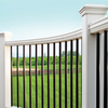 Trex Transcend Composite Deck Baluster (Common: 2-in x 2-in x 36-in; Actual: 1.418-in x 1.418-in x 37-in)