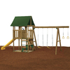 PlayStar Legend Starter Expandable Residential Wood Playset
