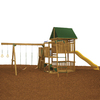 PlayStar Great Escape Qualifier Commercial/Residential Wood Playset