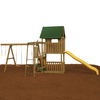 PlayStar Great Escape Starter Expandable Commercial/Residential Wood Playset