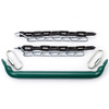 PlayStar Commercial Grade Green and Black Trapeze Bar