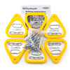 PlayStar Monkey Ring Kit Yellow Monkey Rings