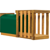 PlayStar Residential Wood Playset Tunnel