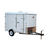Carry-On Trailer 6' x 10' Enclosed Cargo Trailer