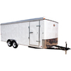Carry-On Trailer 8-1/2-ft x 20-ft Enclosed Trailer