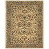 Wakefield 24-in x 36-in Rectangular Beige Border Accent Rug