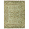  Alegra 8-ft x 11-ft Rectangular Green Floral Area Rug