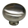 Gatehouse 1-1/2-in Satin Nickel Mushroom Cabinet Knob