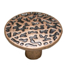 Style Selections 1-1/8-in Aged Copper Round Cabinet Knob