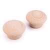 Style Selections 2 1-1/2-in Wood Round Cabinet Knob