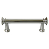 allen + roth 3-in Center-to-Center Pewter Bar Cabinet Pull