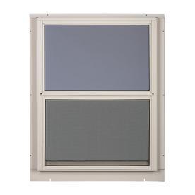 Comfort-Bilt Single-Glazed Aluminum Storm Window (Rough Opening: 28-in x 47-in; Actual: 27-in x 47-in)