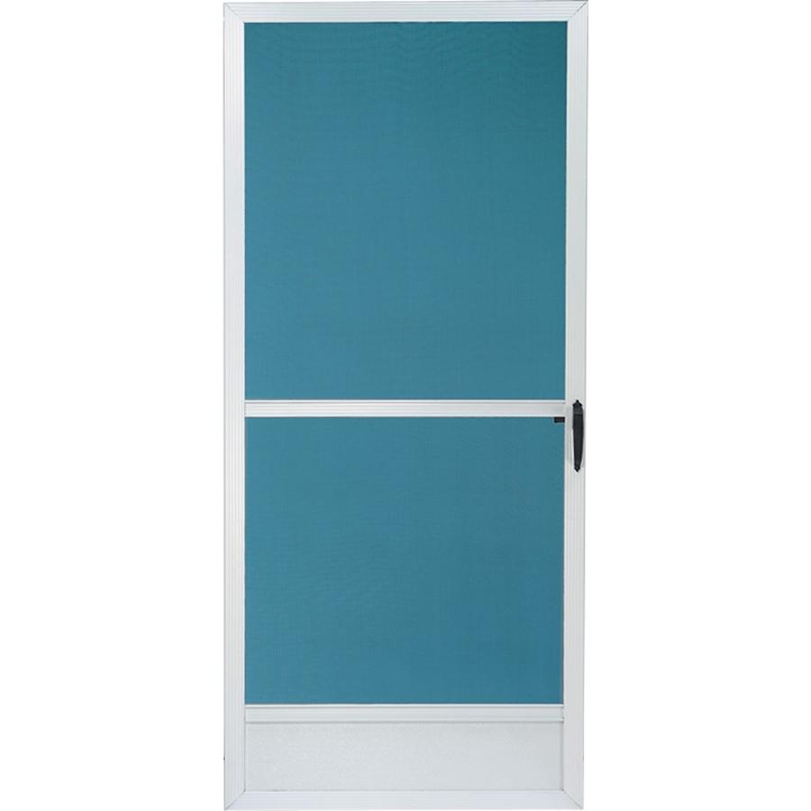 Aluminum Screen Doors : Aluminum screen lowes