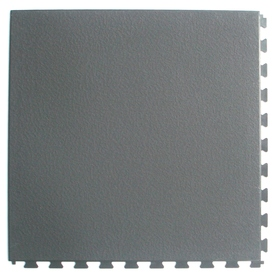 Blue Hawk 18.5-in x 18.5-in Dark Grey Loose Lay Slate Vinyl Tile