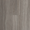 STAINMASTER 6-in x 24-in Groutable Chateau/Light Gray Peel-and-Stick Travertine Luxury Vinyl Tile