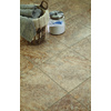STAINMASTER 18-in x 18-in Groutable Crushed Shell Peel-and-Stick Stone Luxury Commercial Vinyl Tile