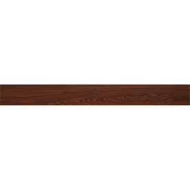 Novalis 30-Piece 4-in x 36-in Burgundy Oak Peel-And-Stick Commercial Vinyl Planks