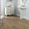 Style Selections 4-in x 36-in Natural Oak Peel-And-Stick Luxury Vinyl Plank