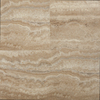 STAINMASTER 12-in x 24-in Groutable Nantucket/Light Brown Peel-and-Stick Stone Luxury Vinyl Tile