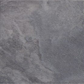 Novalis 18-in x 18-in Appalachian Slate Finish Luxury Vinyl Tile ...