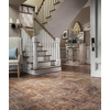 STAINMASTER 18-in x 18-in Groutable Corsica Cavern Peel-And-Stick Stone Luxury Vinyl Tile