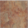 Novalis Home Fashion Copper Slate Floating Vinyl Tile