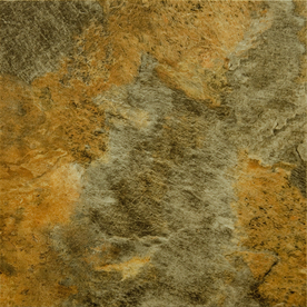Novalis 18-in x 18-in Baltic Slate Pattern Commercial Vinyl Tile