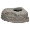 Dekorra 12-in H x 25-in W x 35-in D Riverbed Planter Rock