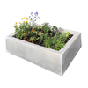 Dekorra 16-in H x 46-in W x 62-in D English Castle Garden Box