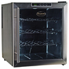 Vinotemp 16-Bottle Black Wine Chiller