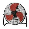Protemp 20-in 3-Speed High Velocity Fan