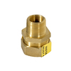 PRO-FLEX Brass CSST Adapter