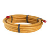 PRO-FLEX 3/8-in x 25-ft 6 Psi Corrugated Flex Pipe