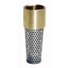 ProPlumber Brass Foot Valve