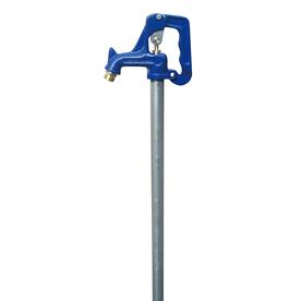 ProPlumber 76-in L 3/4-in Female Brass Yard Hydrant Valve
