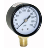 ProPlumber Steel Pressure Gauge