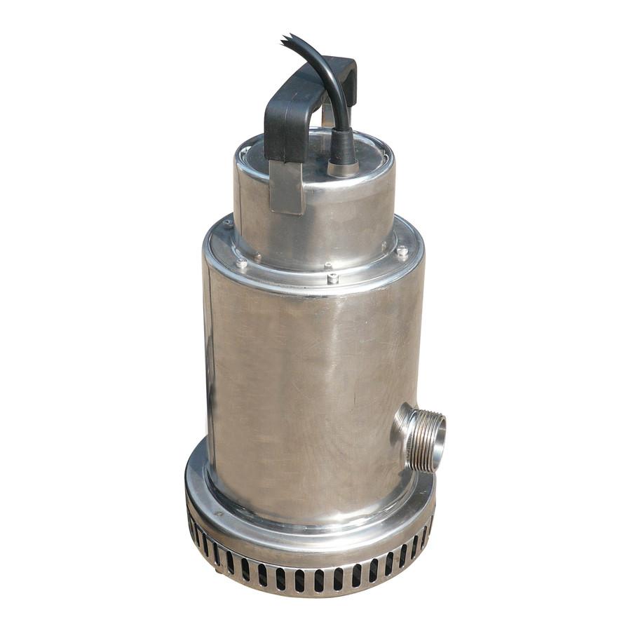 Shop Utilitech 0 5 Hp Stainless Steel Waterfall Pump At