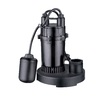 Utilitech 0.33-HP Thermoplastic Submersible Sump Pump
