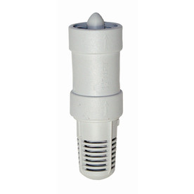 Shop proplumber plastic foot valve at for Mineral wool pipe insulation weight per foot